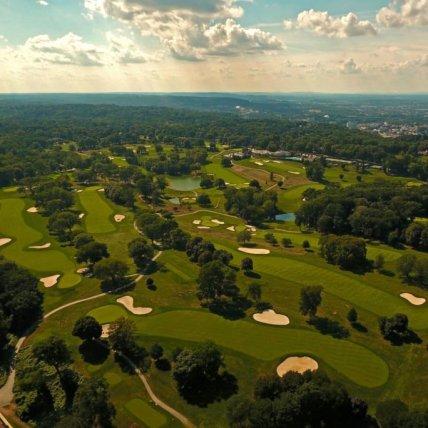 Philadelphia CC Aerial