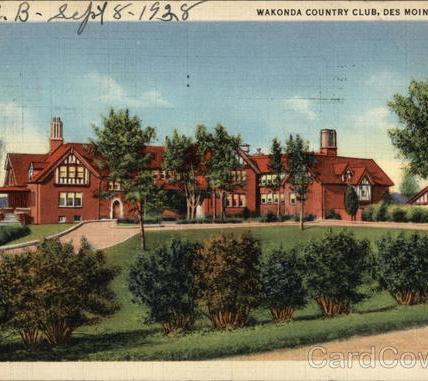 Wakonda Country Club Des Moines, IA